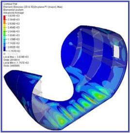 Aircraft parts design & certification